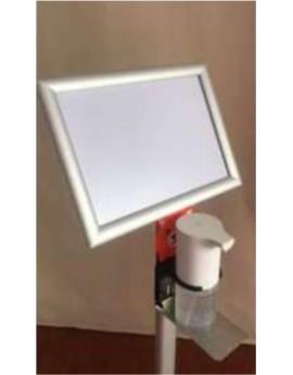 Display Stand Dispensador De Gel Desinfectante