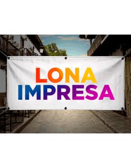 Lona Impresa