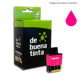 Cartucho Alternativo al Brother LC 900 Magenta 12 ml