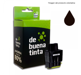 Cartucho Alternativo al Brother LC 900 Negro 20 ml